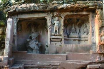 重慶石仏寺遺跡、機能区分と時代変遷を解明