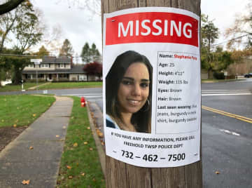 Stephanie Parze, 25, was last seen the night of October 30. (Avalon Zoppo/)