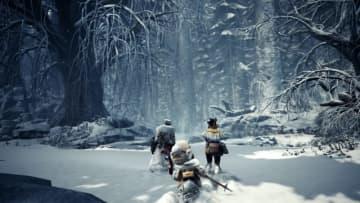 PC版『モンハンワールド:アイスボーン』特定環境における画面停止、パフォーマンス低下に対する修正パッチを配信