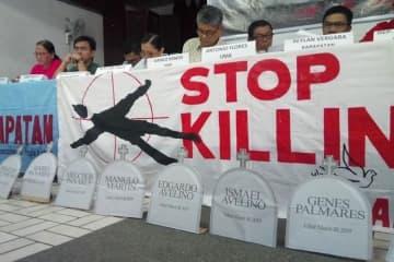 'Probe cops, soldiers, vigilante groups over Negros killings'