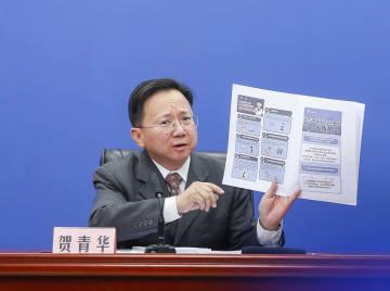 春節休暇延長は感染抑制に有効 中国国家衛生健康委