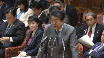 「鳩山首相も写真撮影」 安倍首相「桜」で反論