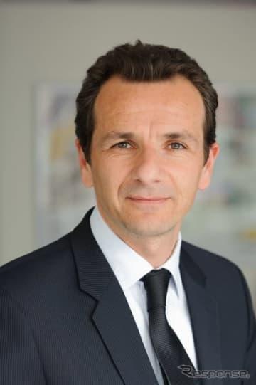 2月1日付けで三菱自動車の欧州部門の新社長兼CEOに就任するエリック・ウェピエール氏