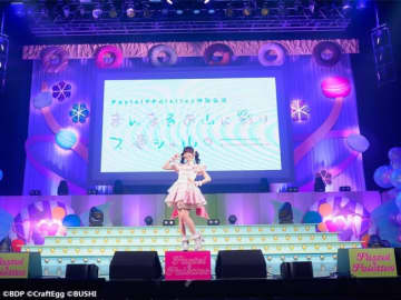 Pastel*Palettes 丸山彩役・前島亜美がスペシャルゲストとともに全15曲を披露!