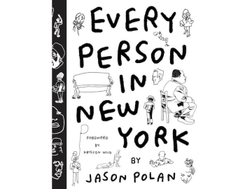 Every Person in New York, Volume 1 by Jason Polan