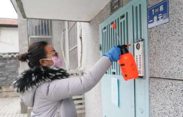 新型コロナウイルス肺炎の対策進む武漢市