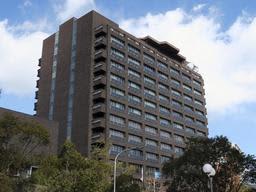 兵庫県教育委員会が入る県庁3号館=神戸市中央区下山手通5