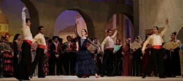 Fiery gypsy thrills opera lovers in Baku
