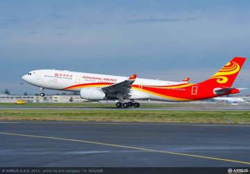 香港航空、中国本土10路線で欠航決める 新型コロナウイルス対策で