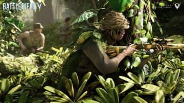 『バトルフィールドV』2月6日開幕のチャプター6「ジャングルの中へ」概要トレイラー公開―米軍と日本軍によるソロモン諸島の戦い