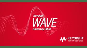 100台以上の計測器が当たる「Wave 2020」事前エントリー開始