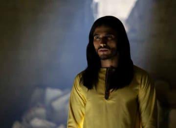 Mehdi Dehbi stars in Netflix's Messiah