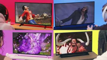 『ONE PIECE 海賊無双4』世界中の海賊と無双アクションを楽しめ!最新映像「オンラインマルチプレイ紹介PV」公開