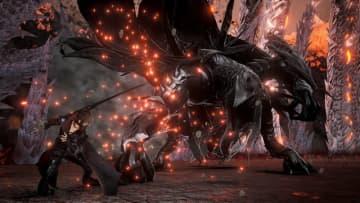 『CODE VEIN』有料DLC第1弾「Hellfire Knight」配信開始!新ボス「劫火の騎士王」や深層フィールド「焦熱の辺獄」が登場