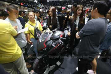 Honda expects slow drive of motocycle sales again