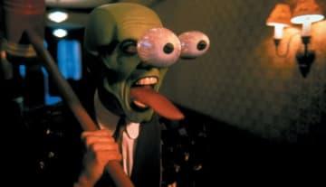 映画『マスク』(1994)のジム・キャリー - New Line / Photofest / ゲッティ イメージズ