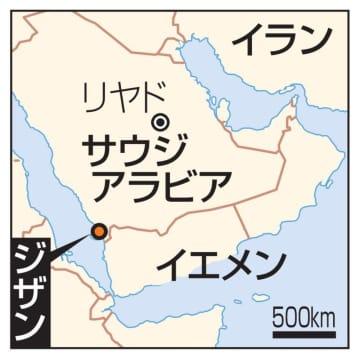 サウジアラビア・ジザン、リヤド