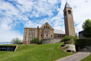 A view of Cornell University in Ithaca, N.Y. The parents of a Cornell student who died after a fraternity party have sued the school and the fraternity. - Dreamstime/Dreamstime/TNS