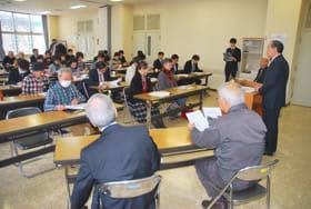 社会教育行政担当職員の力量を高める講演や体験などが行われた研修会