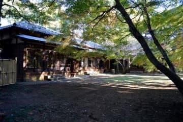 三菱グループ第3代社長、岩崎久彌が晩年を過ごしたとされる「旧岩崎家末廣別邸」=富里市七栄