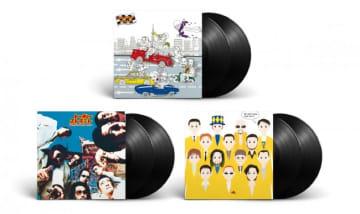 東京スカパラダイスオーケストラ、Epic Records Years Reissueアナログ盤発売第3弾発売!