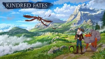 オープンワールドモンスターRPG『Kindred Fates』Kickstarter開始―負けたモンスターは命を落とす