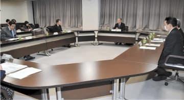 感染者発生時の対応手順などを確認した会合