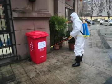 新型肺炎の「2次感染源」にさせない 中国各地で使用済みマスクの廃棄方法が厳格化