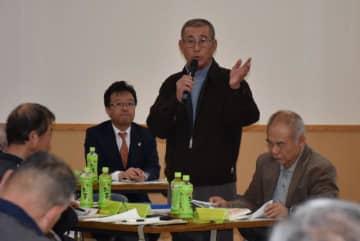 延岡南部 観光資源探る 市職員と住民ら意見交換