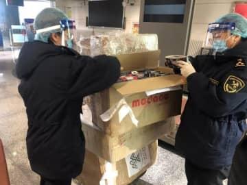 ラサ税関、自治区初の新型肺炎対策物資の通関を迅速に完了