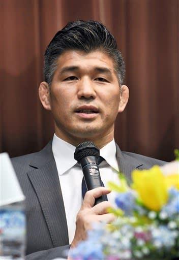 五輪柔道「全階級で金」 男子代表・井上監督が熊本市で講演