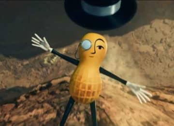 WATCH: Mr. Peanut Dies Tragic Death – Super Bowl Commercial [Video]