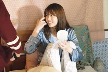 サユリは、2次元好きの松村にはうってつけの役柄(写真提供・フジテレビ)