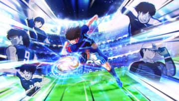 『キャプテン翼 RISE OF NEW CHAMPIONS』ゲームプレイトレイラーを初公開!誰もが真似した必殺シュートが飛び交う、約7分の攻防がとにかく熱い