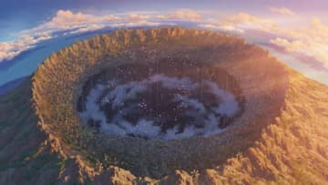 美しきアニメ背景美術「図説メイドインアビス探窟記録」
