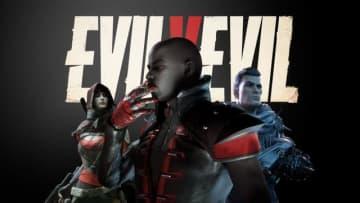 吸血鬼Co-Op FPS『EVILVEVIL』2020年末発売決定!ティーザートレイラーも公開