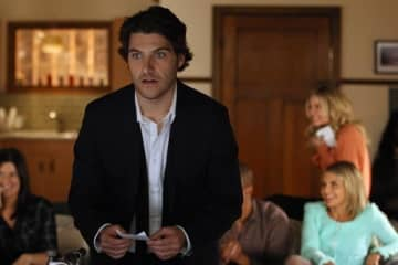 "Adam Pally in ""Happy Endings,""  (ABC/Carol Kaelson/TNS)   TABLOIDS OUT; NO BOOK PUBLISHING WITHOUT PRIOR APPROVAL. NO ARCHIVE. NO RESALE. - Carol Kaelson/ABC/TNS/ABC"