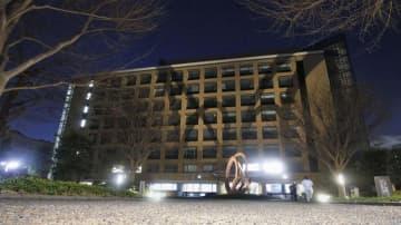 国立保健医療科学院=1日夜、埼玉県和光市