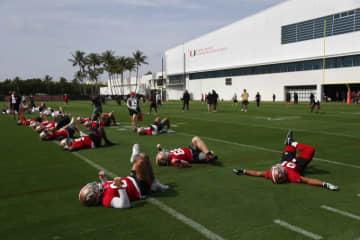 サンフランシスコ・49ers【AP Photo/Wilfredo Lee】