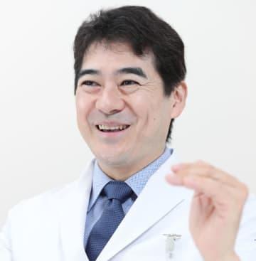 東京慈恵会医科大学の坂本昌也准教授(C)日刊ゲンダイ