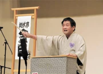 大賞を受けた松田さん