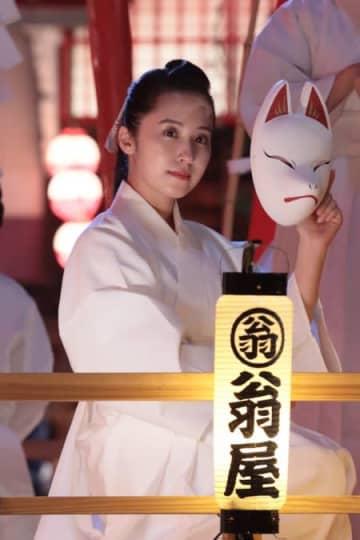 衛藤美彩が遊女役で出演、『みをつくし料理帖』2020年秋公開