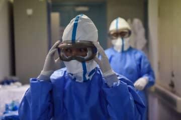 新型肺炎の指定病院を訪ねて 北京市