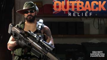 Activisionが『Call of Duty: Modern Warfare』のオーストラリア火災支援パックの売上160万ドルを寄付