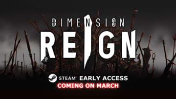 RPGローグライク『Dimension Reign』Steamページを公開―二人のスキル連携で敵をせん滅しろ
