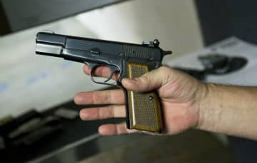 Proposed legislation would allow one person at a house of worship to be armed with a firearm to fend off would-be attackers in New Jersey. (Cory Morse   MLive.com/)
