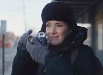 WATCH: Winona Ryder Stars In Squarespace Super Bowl Ad About Hometown Winona, Minnesota