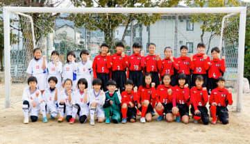 3年連続で全国大会に挑む桑原女子FCのメンバー
