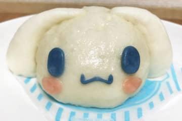 「snowman」ファンも興奮! ローソン『シナモロール まん』が新発売