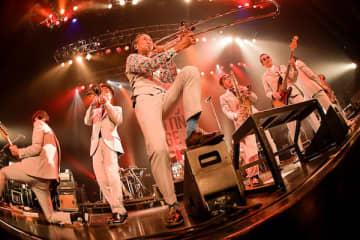 スカパラ「30年以上やってきた曲をやりましょう」TOKYO CUTTING EDGEで会場を大熱狂の渦へ!